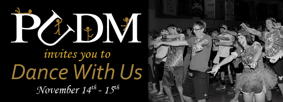 dance with us banner