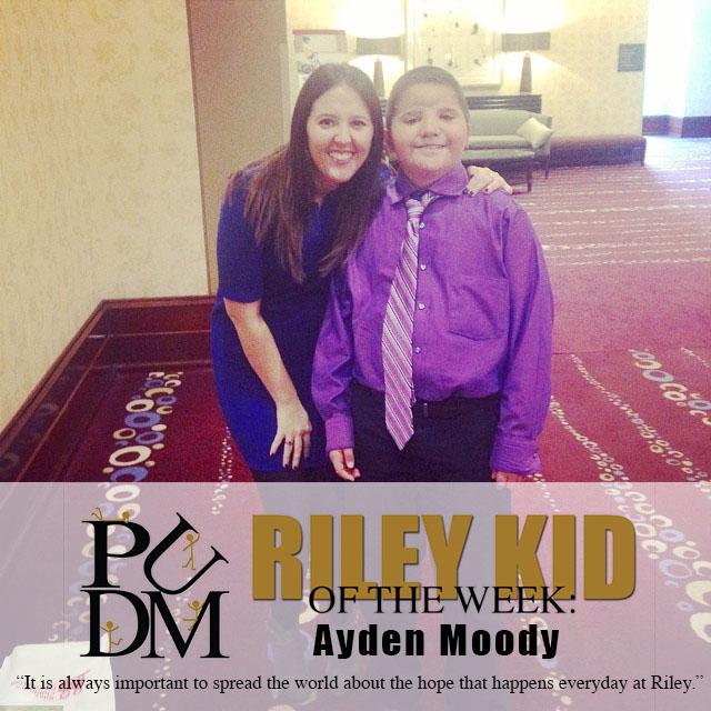Ayden Moody