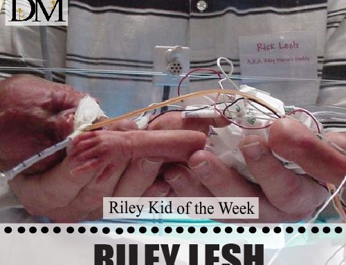 August 20th 2017 – Riley Lesh